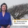 Snow and ice move UK transport disruption