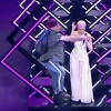 Stage stormed during UK's Eurovision strain – BBC News