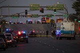Riverside shooting: CHP officer and gunman killed nearby 215 Freeway