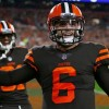 Cleveland Browns get initial win in scarcely dual years, better NY Jets