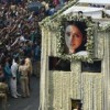 Sridevi Kapoor: India crowds contend goodbye to Bollywood star
