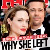 Angelina Jolie Looked Stressed on Solo Outing a Month Before Divorce Filing: Source