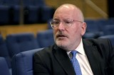 Timmermans: UK ran around 'like idiots' in Brexit negotiations