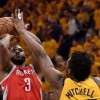 NBA playoffs: Warriors, Rockets on verge of West finals meeting, though Chris Paul isn't looking ahead