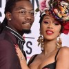 Cardi B says she and father Offset are 'not together anymore'