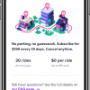 Lyft's monthly subscription devise is now accessible nationwide