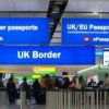 Net emigration to UK falls by 49000