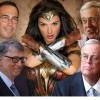 The Koch Brothers Helped Pay for 'Wonder Woman' With Bill Gates: Report