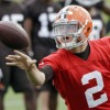 Brady Quinn has a problem with Johnny Football's non-football persona