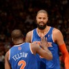 Knicks trade Tyson Chandler and Raymond Felton to Mavericks for Shane …