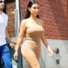 Kim Kardashian Wears Extremely Tight Dress While Out In NYC: Pictures