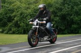 What a New Electric Harley-Davidson Motorcycle Sounds Like