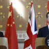 China signs £14bn trade deals with UK amid Premier's visit