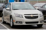 GM halts sales of some Chevrolet Cruzes