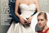 Kate Upton Loses Vogue Cover to Kim Kardashian and Kanye West: Sources – E! Online