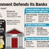 Unfair to compare private banks with PSBs: Finance Ministry to RBI – Economic Times