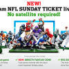 DirecTV's new Sunday Ticket streaming use isn't 'football for all,' though it …