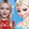 Georgina Haig Cast as Frozen's Elsa on Once Upon a Time