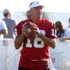 """Joe Montana Plays Final Football Game during Candlestick Park in """"Legends of …"""
