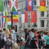 Tourists visiting UK in record numbers
