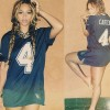 Beyonce slams divorce rumors with 'Team Carter' jersey Instagram pic