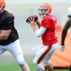 Browns training camp: Johnny Manziel not a usually storyline