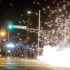 Obama calls for ease after night of aroused protests in Ferguson