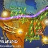 Labor Day Weekend Travel: Central US Storms May Cause Damage, Delays