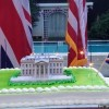 UK embassy apologises for 'burning White House' tweet