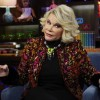 Stasi: Joan Rivers was ballsy adequate to contend what everybody else was thinking
