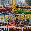 Marchers sound obligatory call for meridian change movement forward of UN summit
