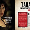 See inside a central 'Sons of Anarchy' book, and review a Tara chapter