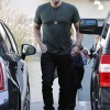 Ben Affleck displays Batman physique in LA as Jennifer Garner talks his 'shape'
