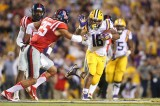 No. 23 LSU knocks No. 3 Ole Miss from dominant ranks