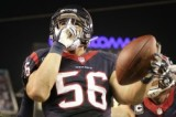 Cushing, Clowney out today