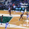Giannis Antetokounmpo is creation roving unfit to call
