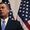 Boehner seeks Republican support for devise to equivocate supervision shutdown