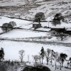 UK weather: Snow, frost, breeze and sleet settles in opposite a north