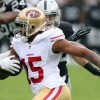 Crabtree's usually complaints: miss of catching, scoring