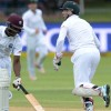West Indies fall after large stand