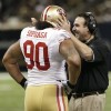 49ers select comparatively different Tomsula as conduct coach