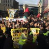 'Anti-Islamisation' organisation Pegida UK binds Newcastle march