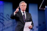 Ex-Trump aide Bolton says North Korea's Kim laughing at US president