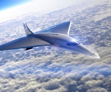Virgin seeks to revive supersonic commercial flight — but faster
